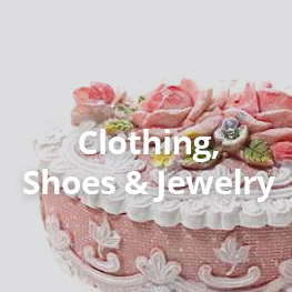 Clothing, Shoes and Jewelery